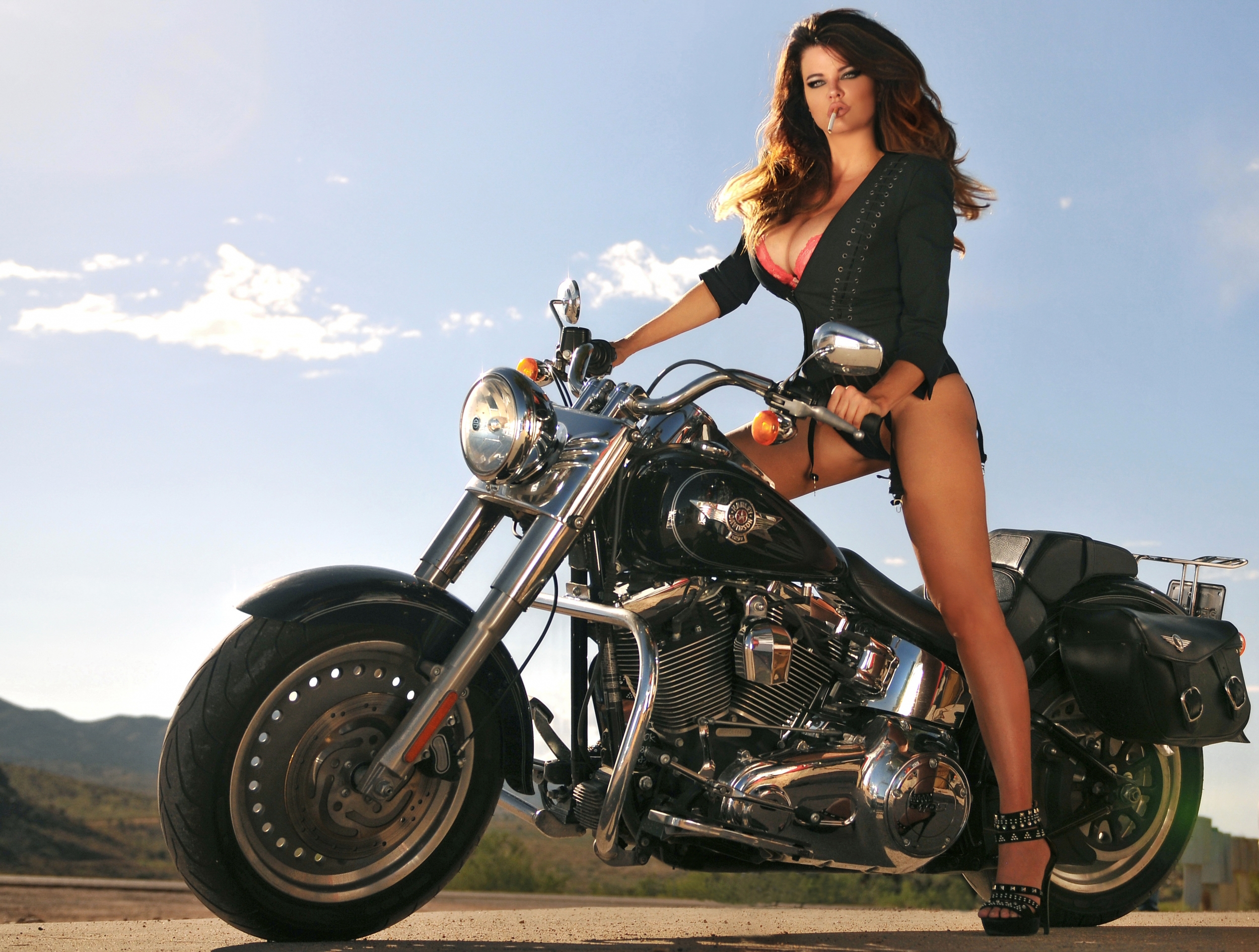 Motorcycle T Shirts For Women