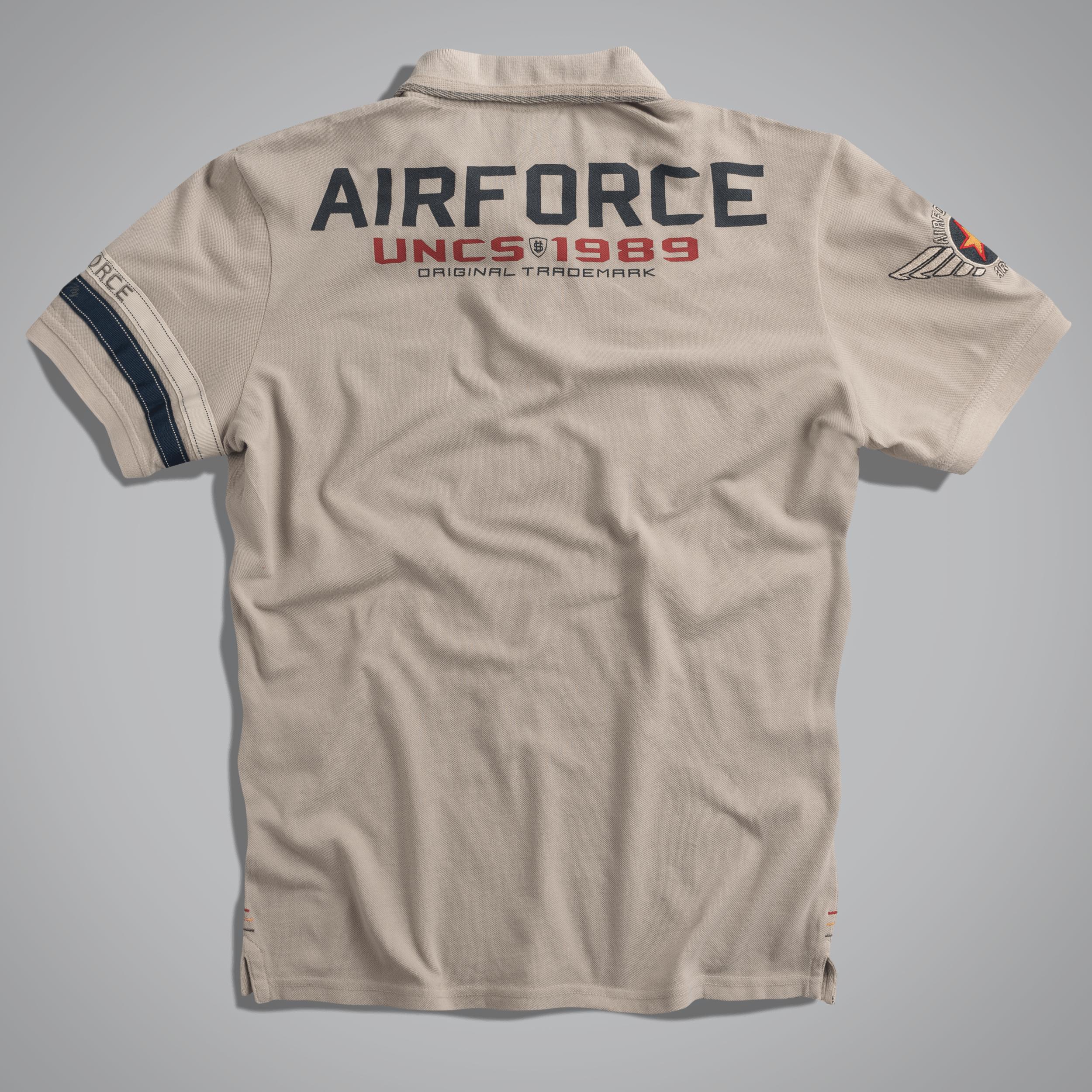 Pánské pólo Airforce II - Outlet - doprodej pánského oblečení 7fc67e240f