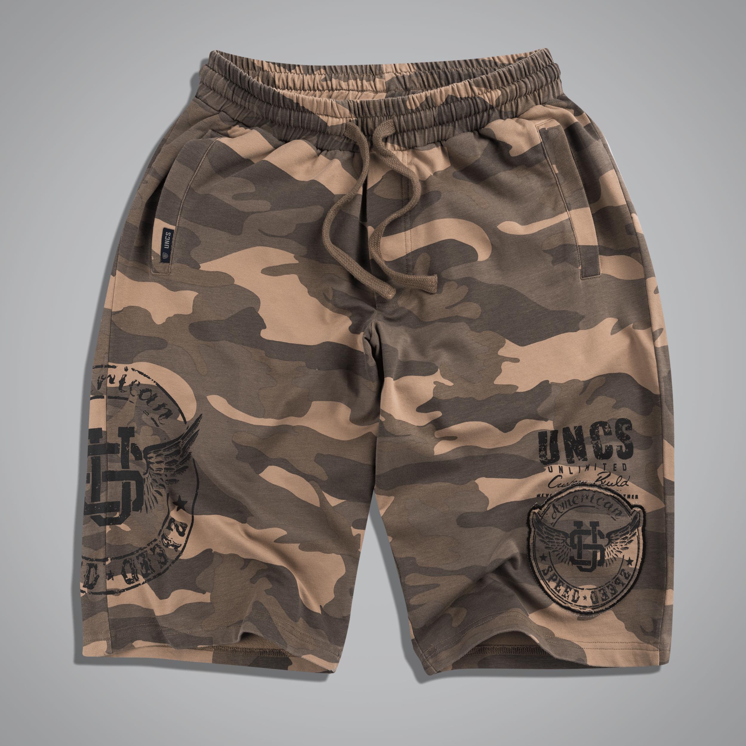 d41e17e7e69 Pánské šortky Grant - Outlet - doprodej pánského oblečení