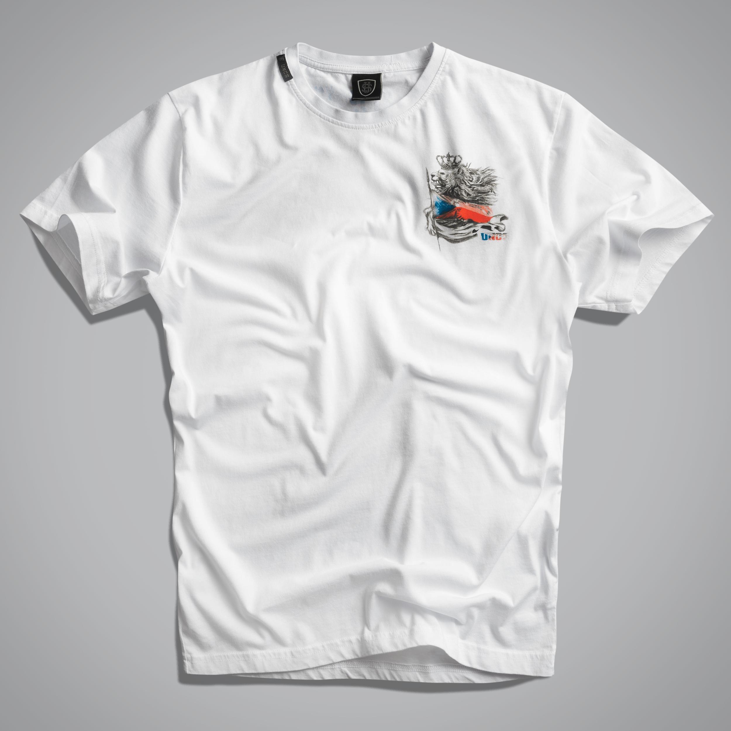 Pánské triko Czech Republic - Outlet - doprodej pánského oblečení 99006e5a58