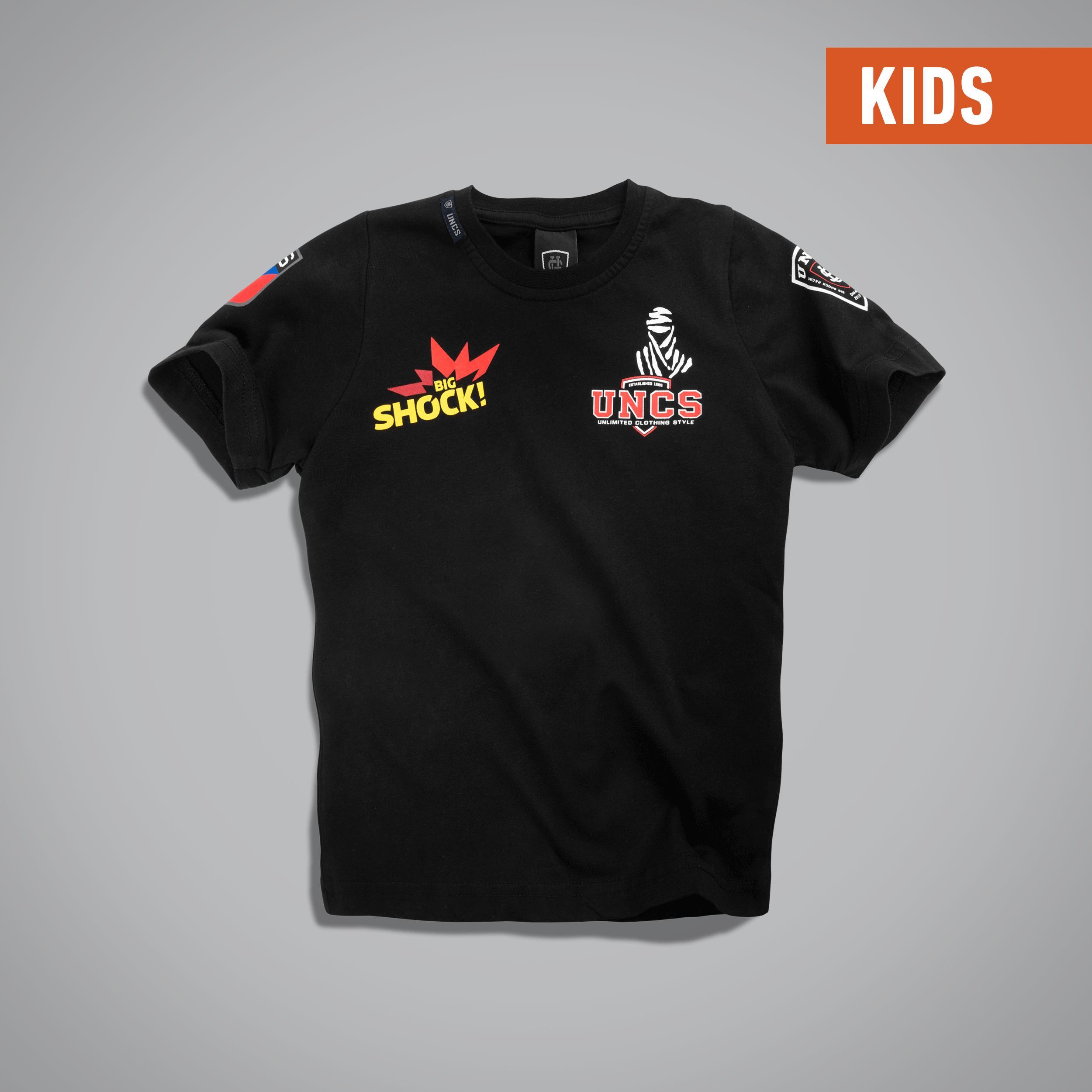 Chlapecké triko UNCS  BSR  Dakar 2019 Competitor - Pánská trička a1d907bed6