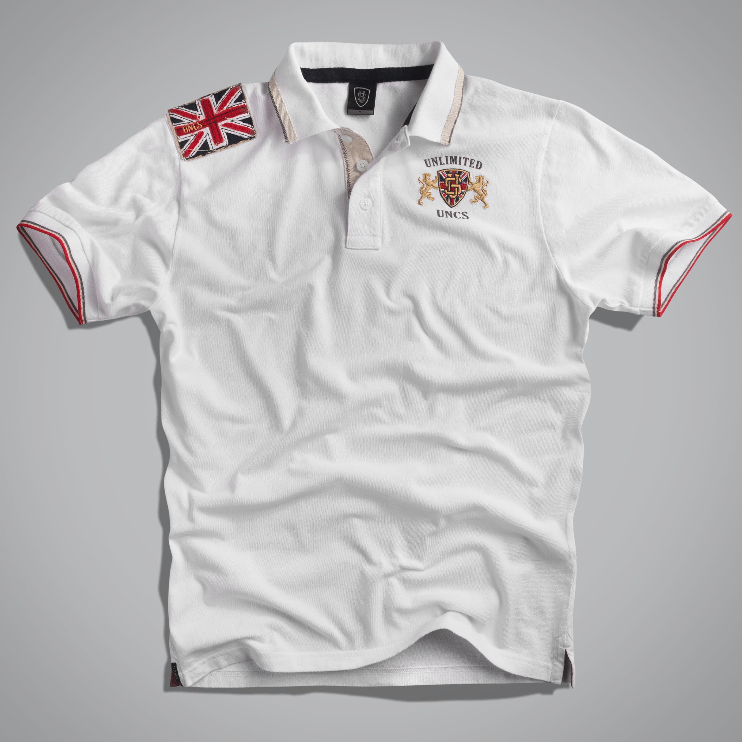 99b667fe86b Pánské pólo Flag - Outlet - doprodej pánského oblečení