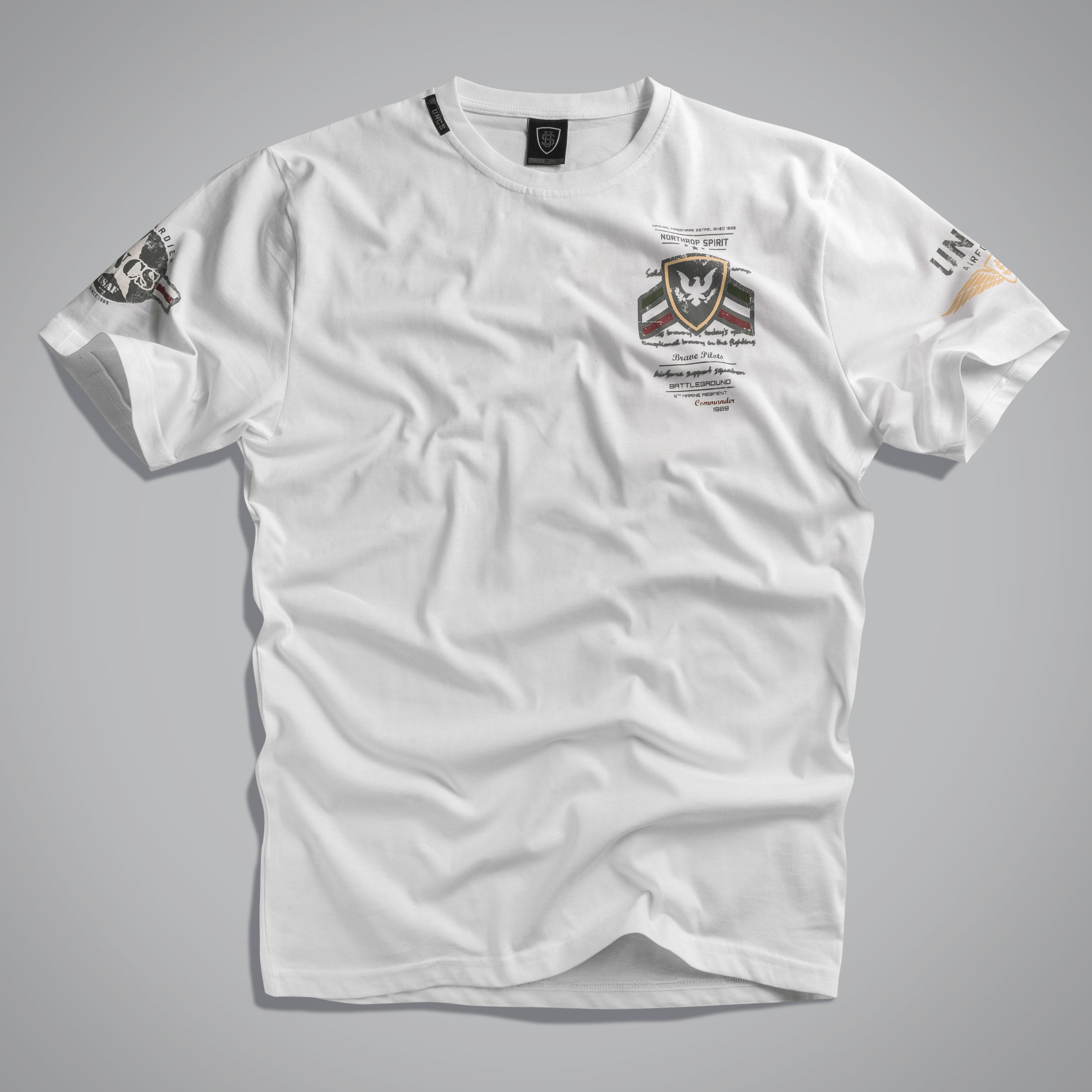 Pánské triko Airforce II - Outlet - doprodej pánského oblečení 88b2ba06f5