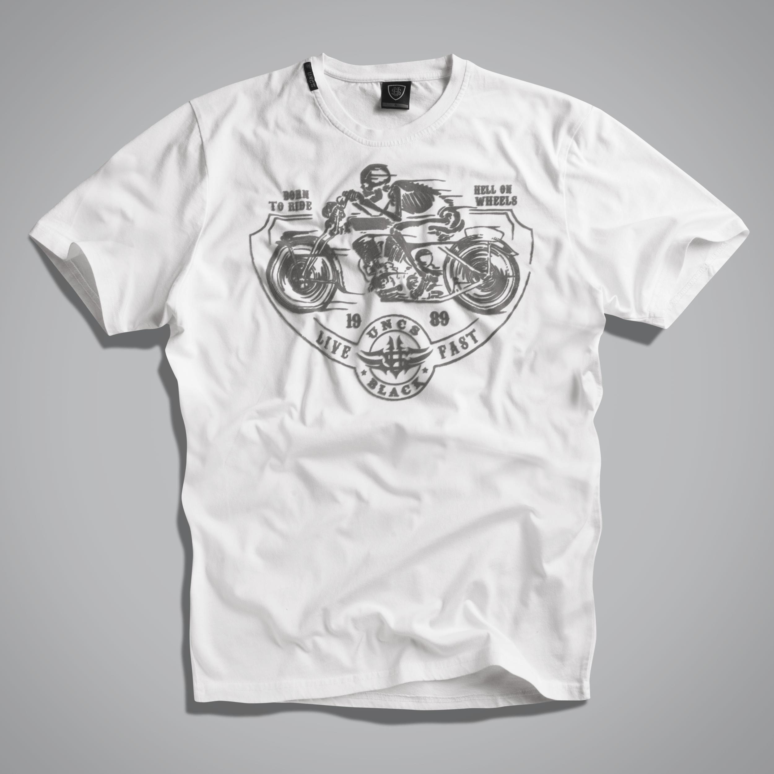 c5f6e069 Clearance · Born To Ride T-Shirt